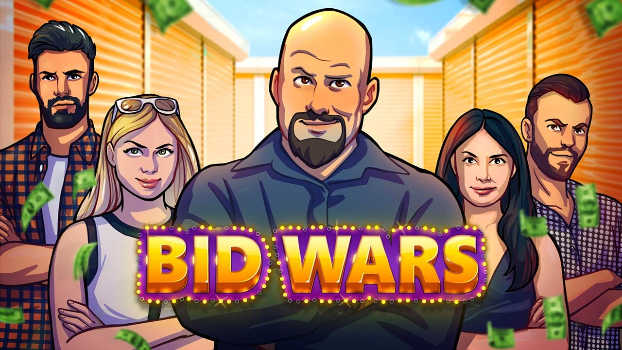 Bid Wars poster