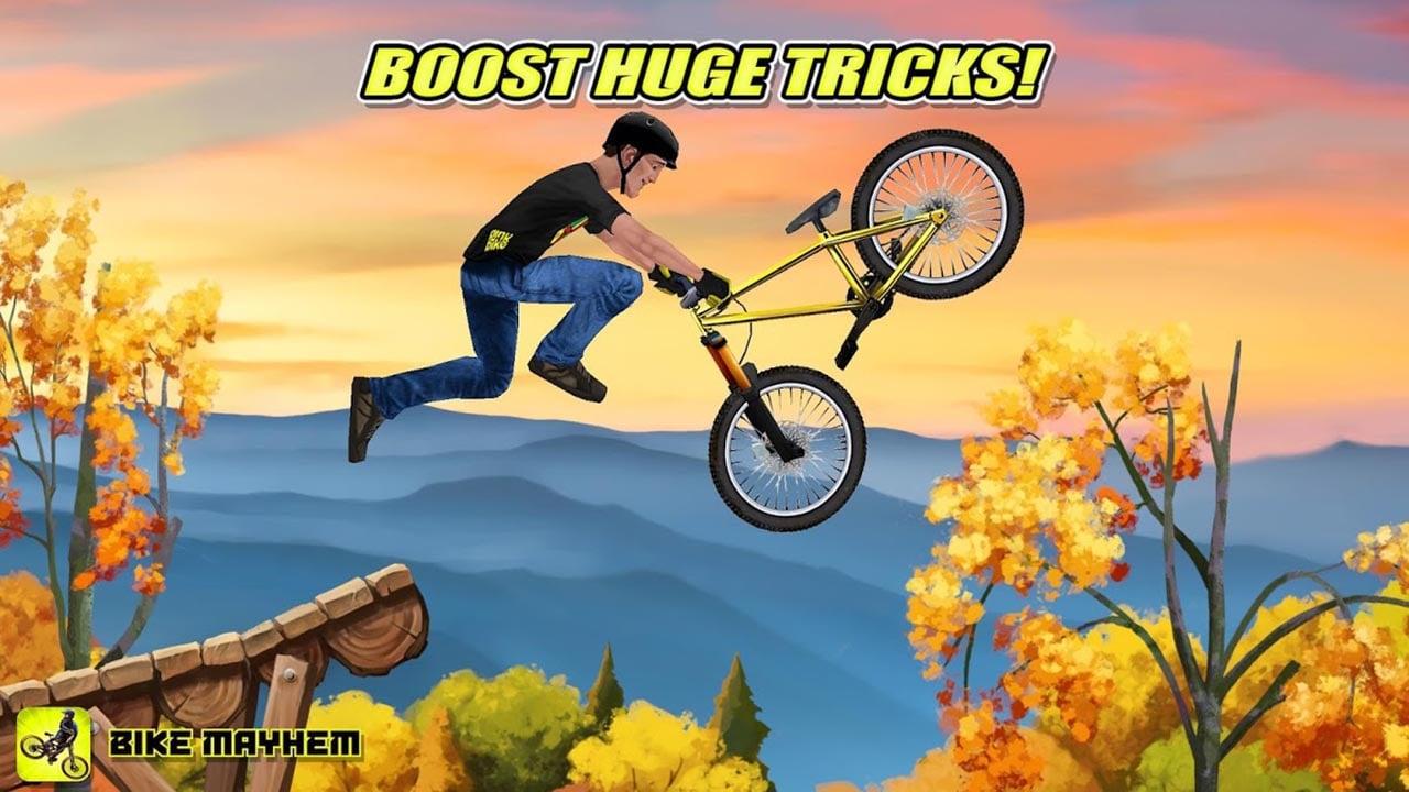 Bike Mayhem Mountain Racing screen 3