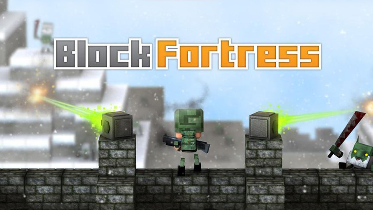 Block Fortress poster