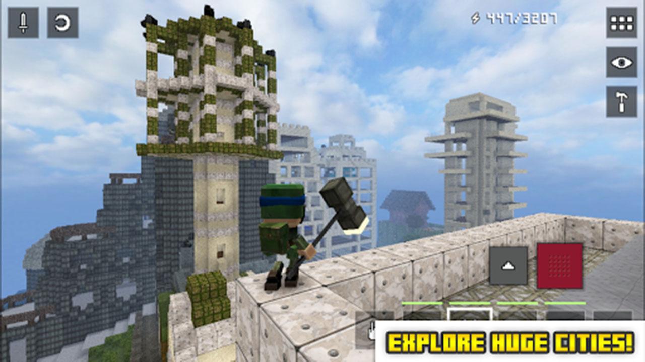 Block Fortress screen 1
