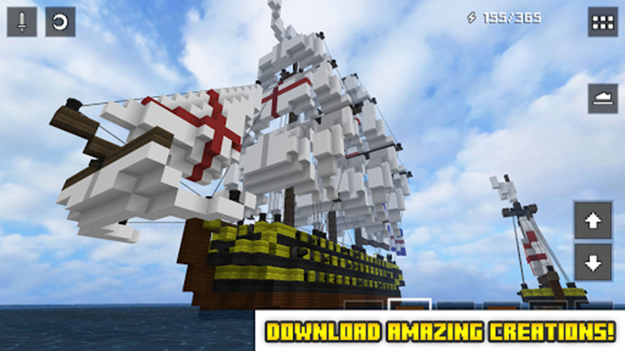 Block Fortress screen 3
