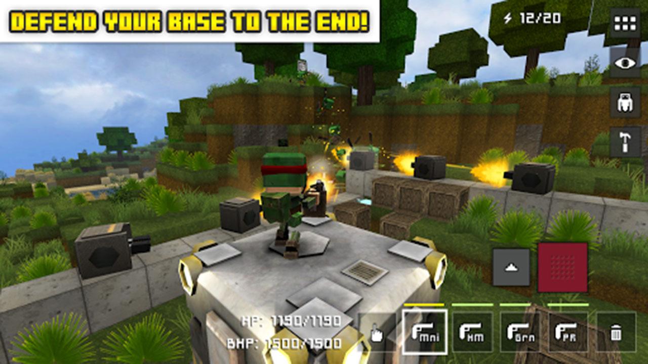 Block Fortress screen 4