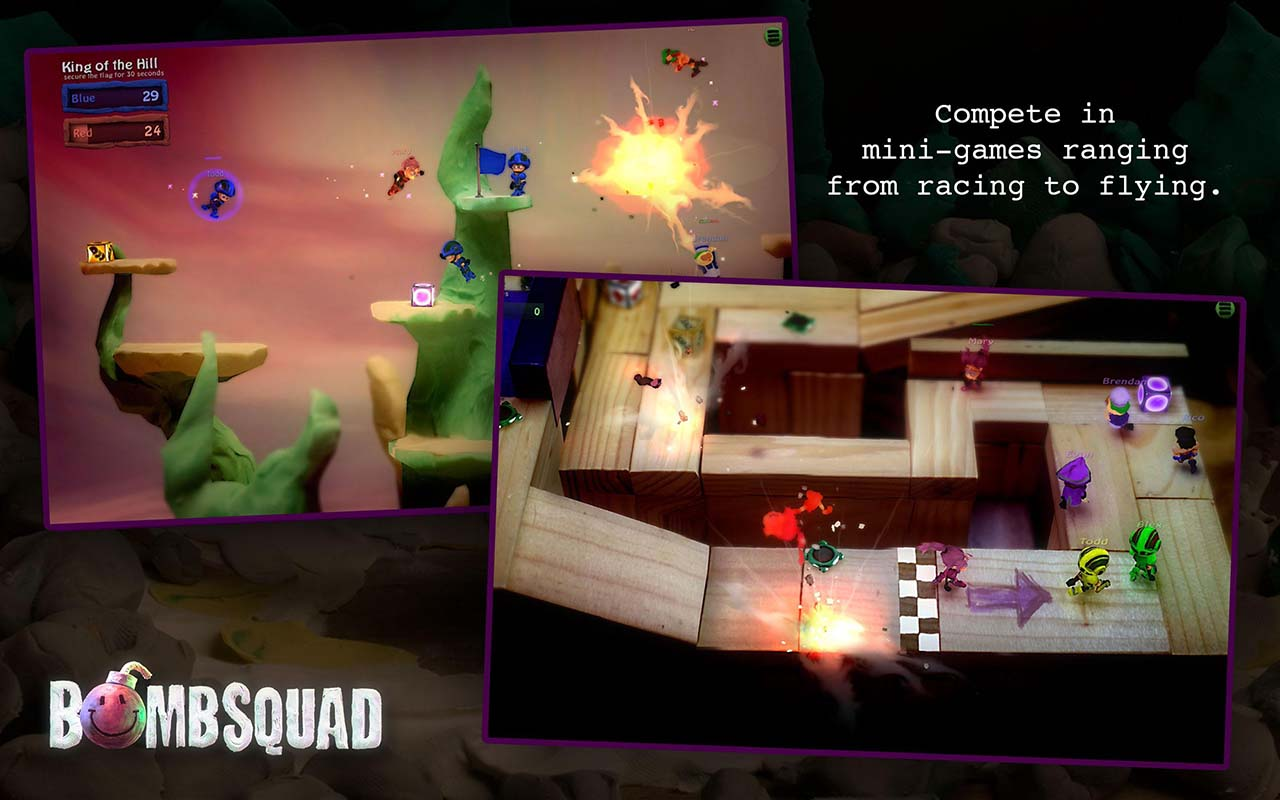 Bomber Friends screen 4