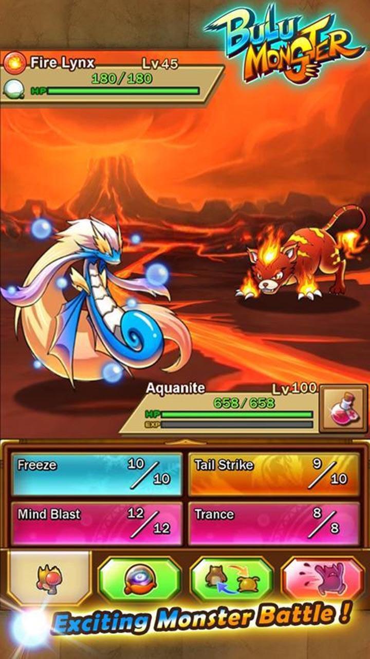 Bulu Monster screen 0