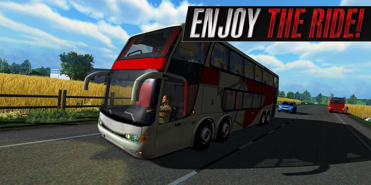 bus simulator screen 0