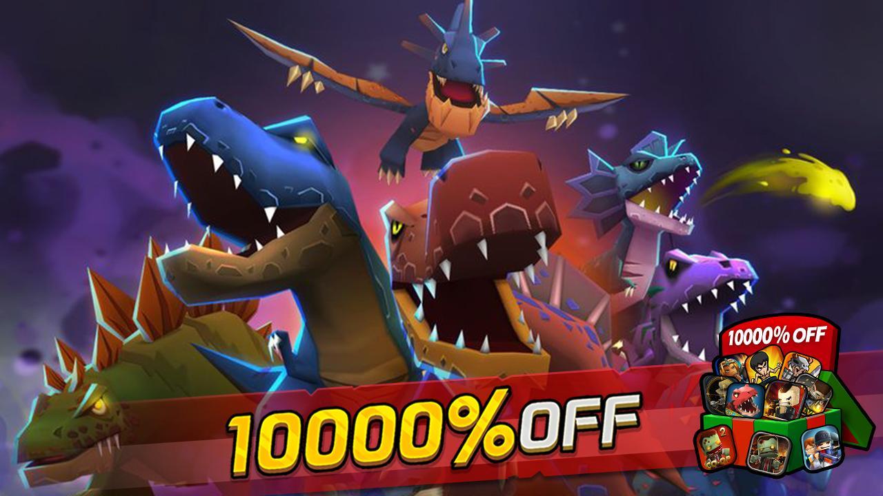 Call of Mini Dino Hunter screen 0