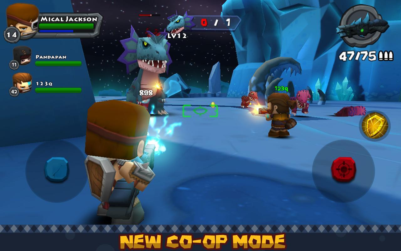 Call of Mini Dino Hunter screen 1