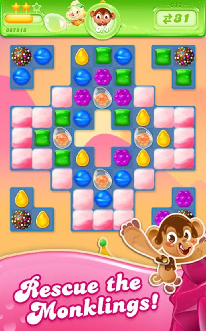 Candy Crush Jelly Saga screen 7