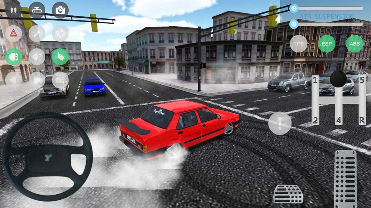 Car Parking and Driving Simulator screen 1
