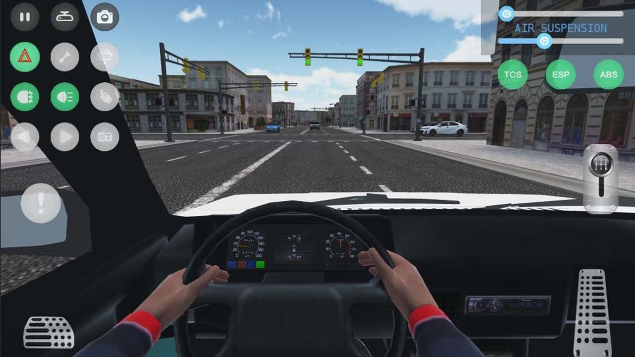Car Parking and Driving Simulator screen 2