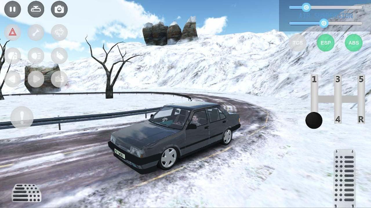Car Parking and Driving Simulator screen 3