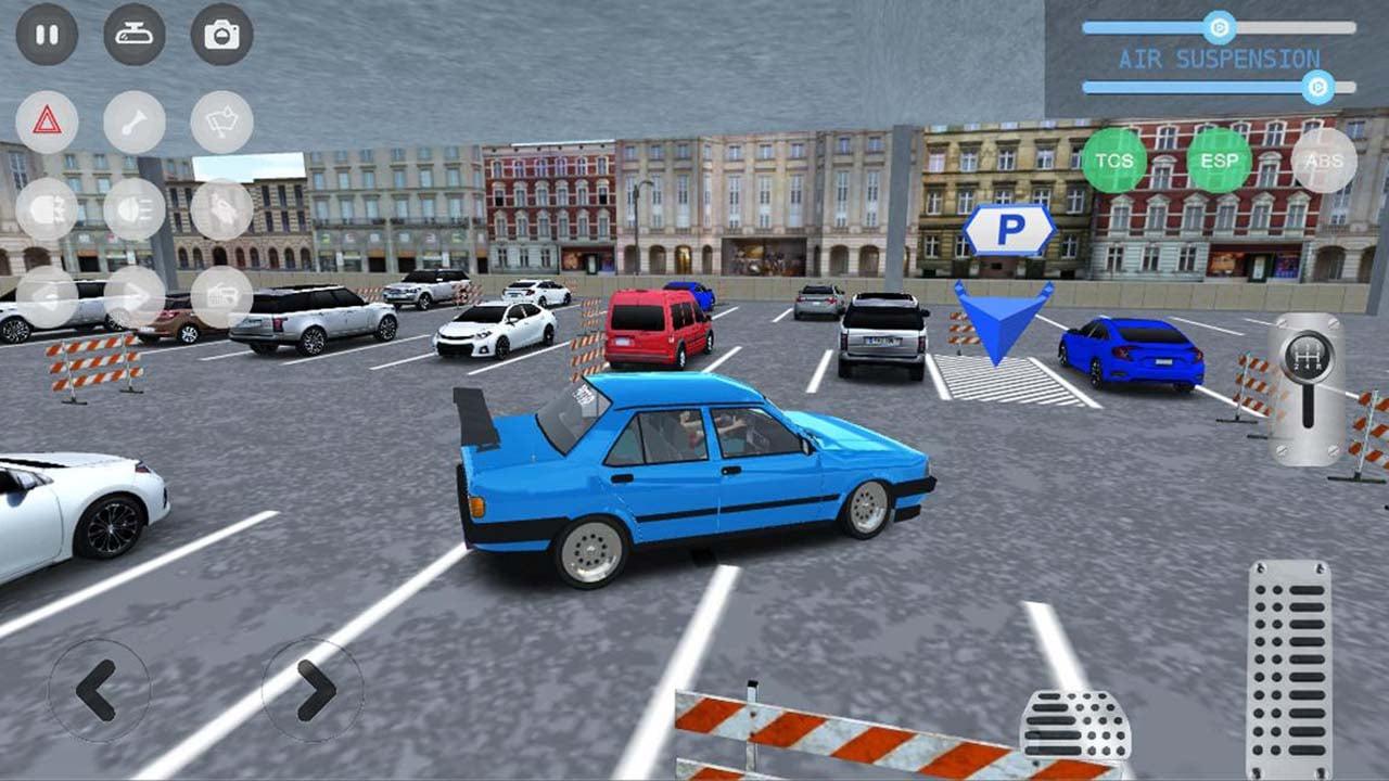 Car Parking and Driving Simulator screen 4