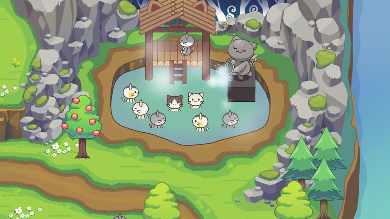 Cat Forest Healing Camp screen 3