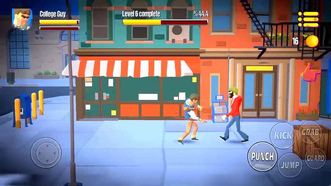 City Fighter vs Street Gang screen 5