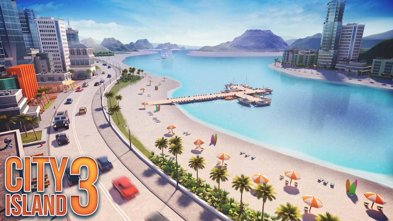 City Island 3 poster