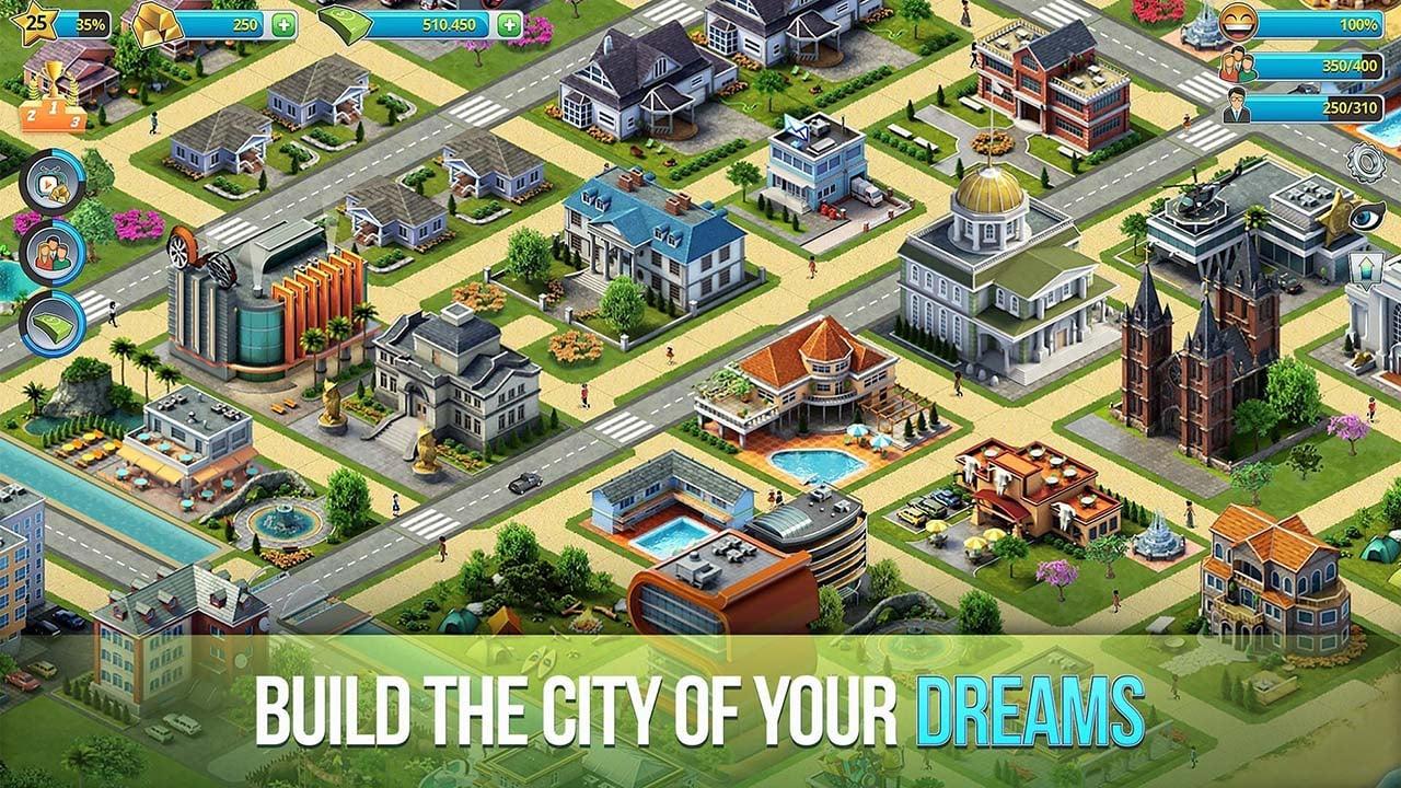 City Island 3 screen 1