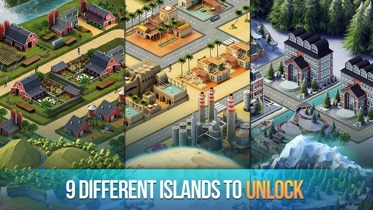 City Island 3 screen 2