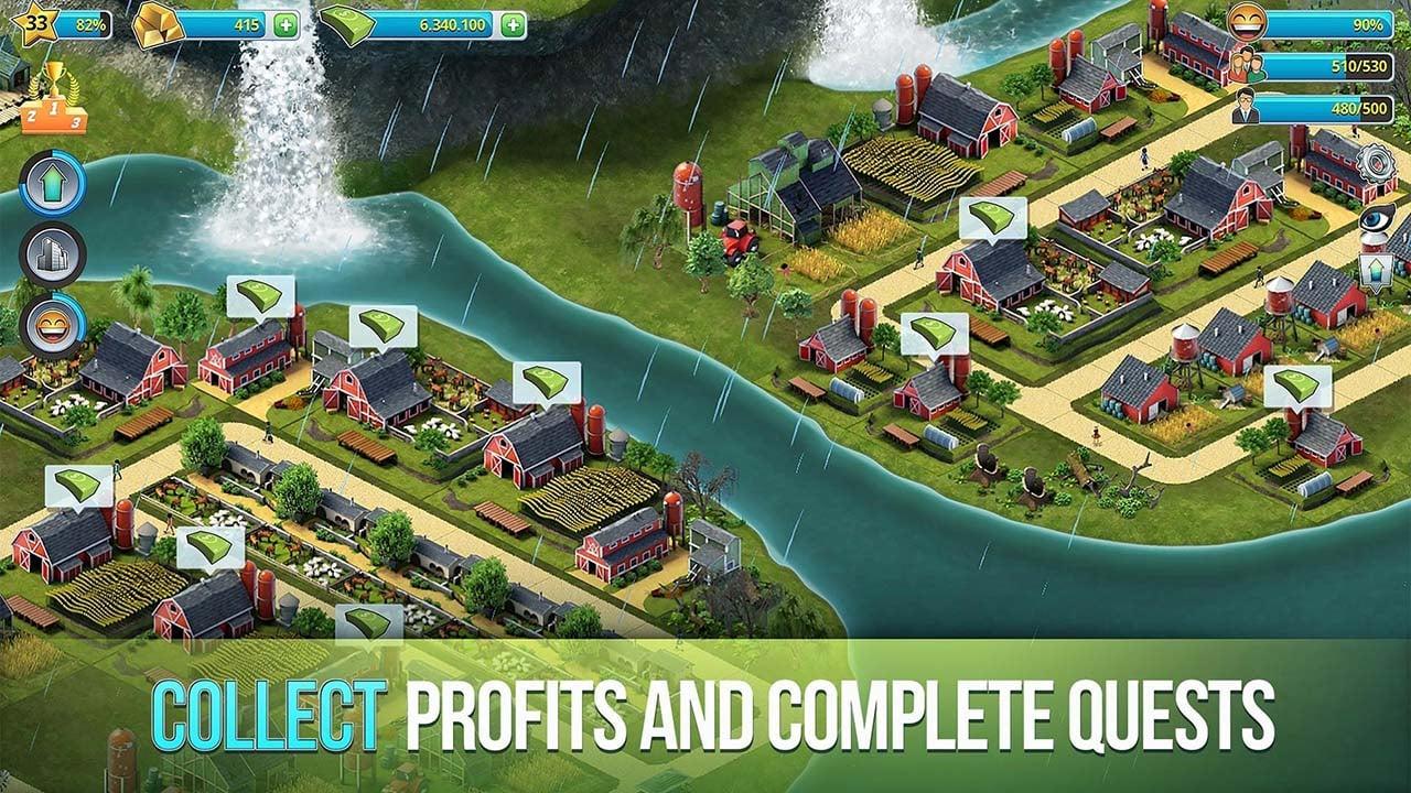 City Island 3 screen 3