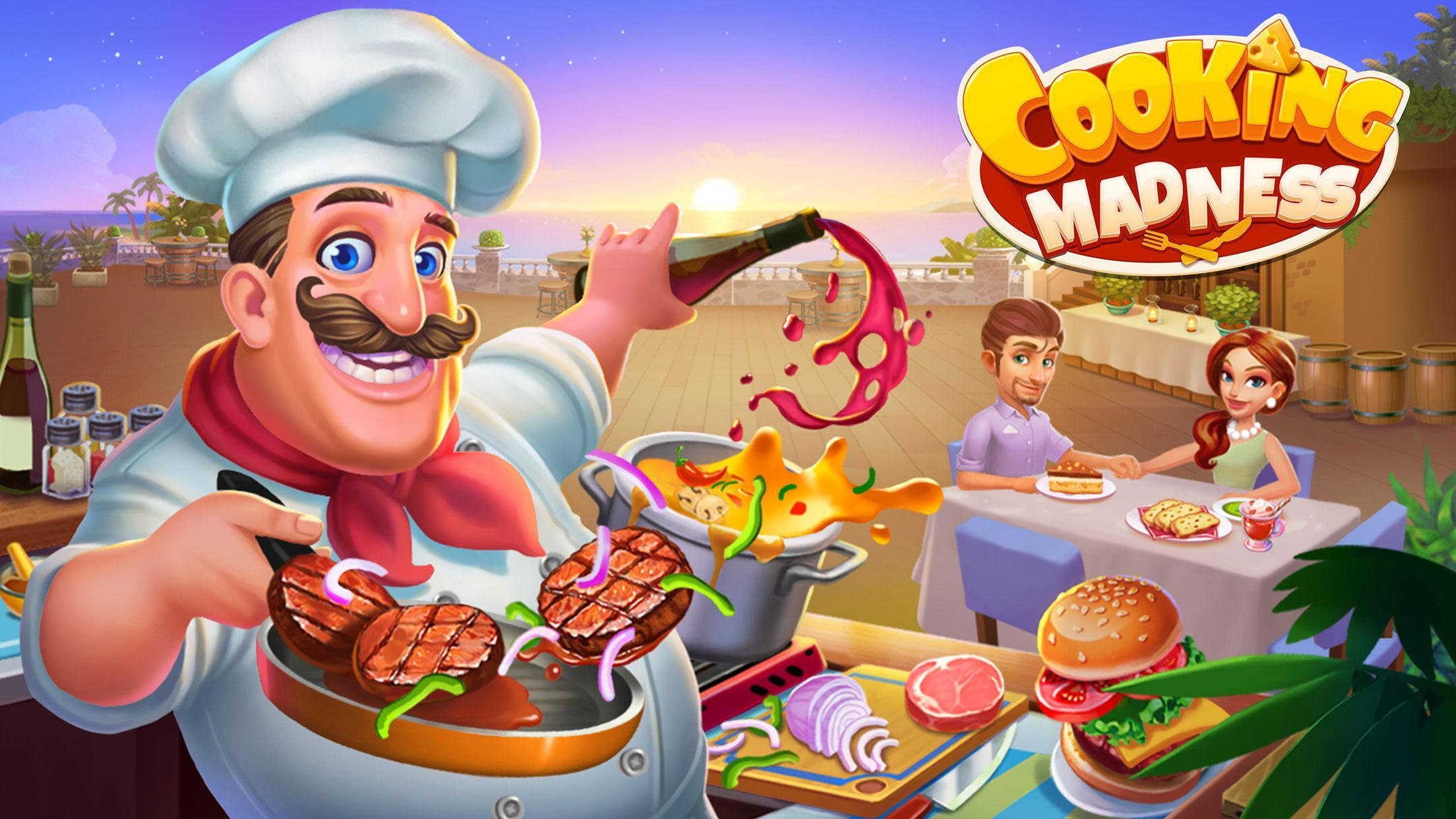 Cooking Madness postor