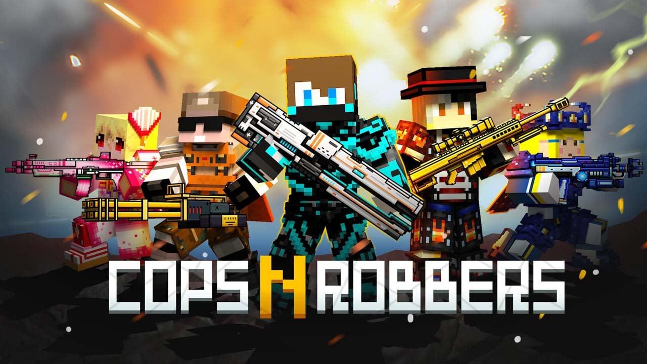 Cops N Robbers poster