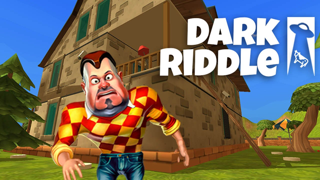 Dark Riddle Mod Apk 4 3 0 Download Unlimited Money Free For Android