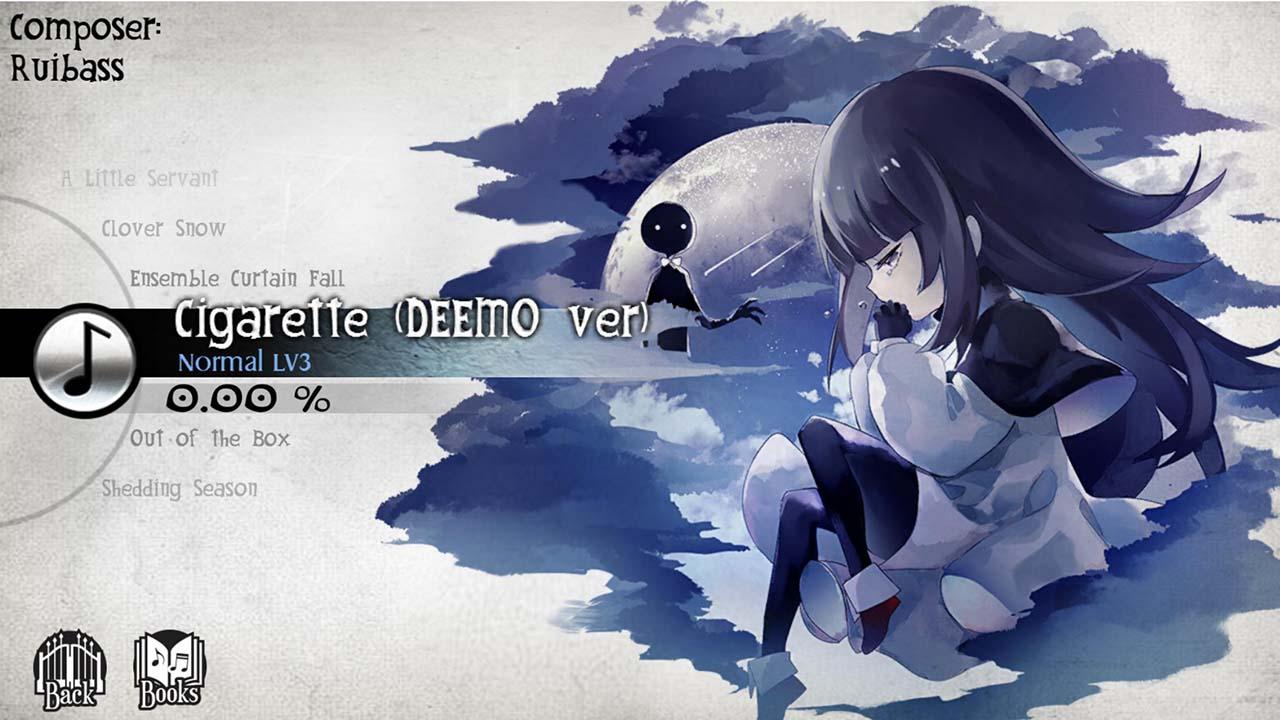 Deemo screen 2