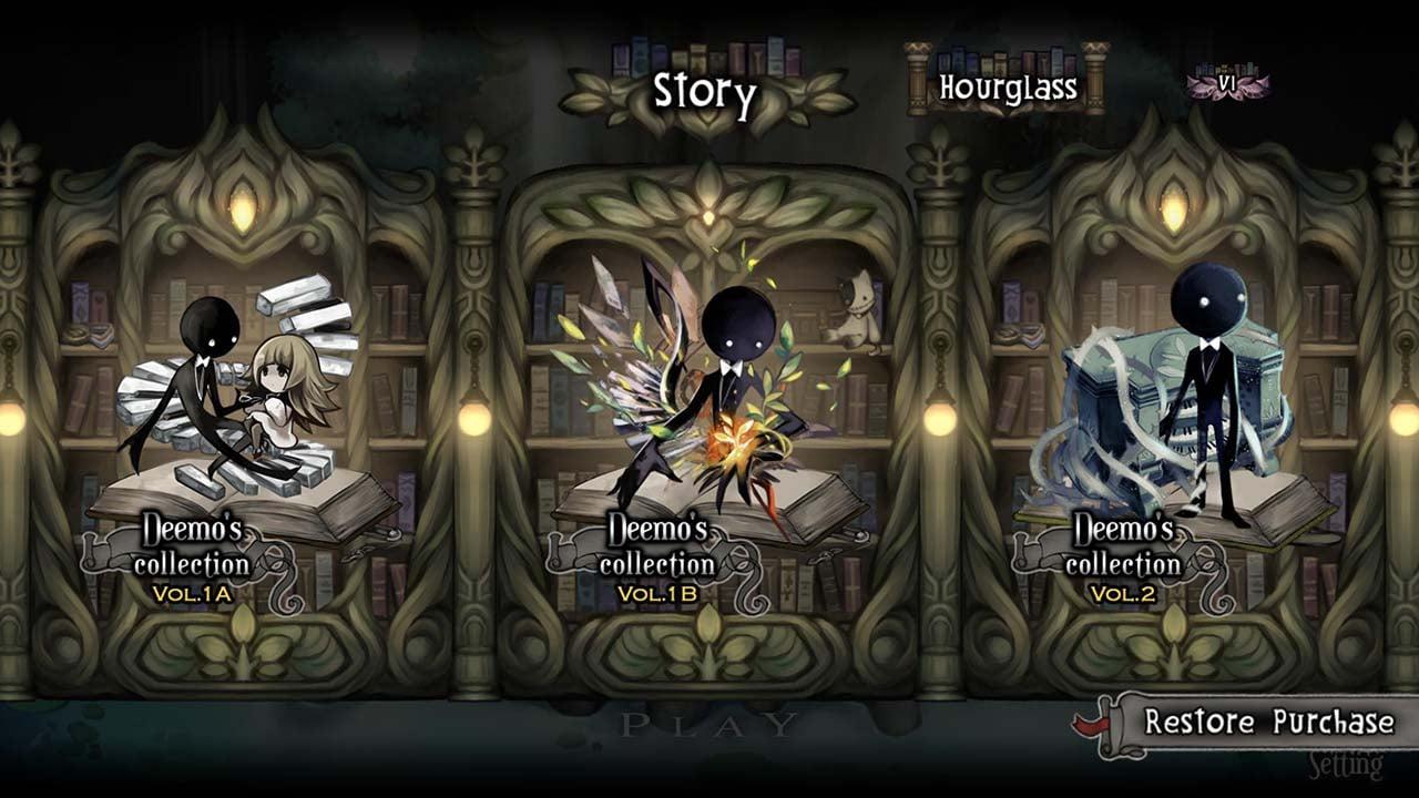 Deemo screen 6