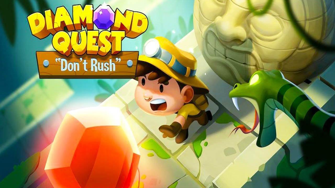 Diamond Quest poster