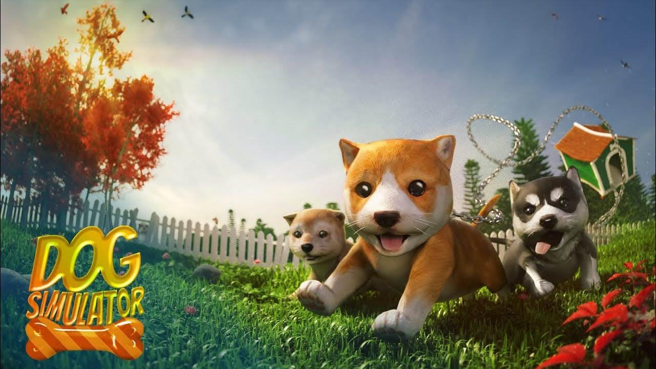 Dog Simulator poster