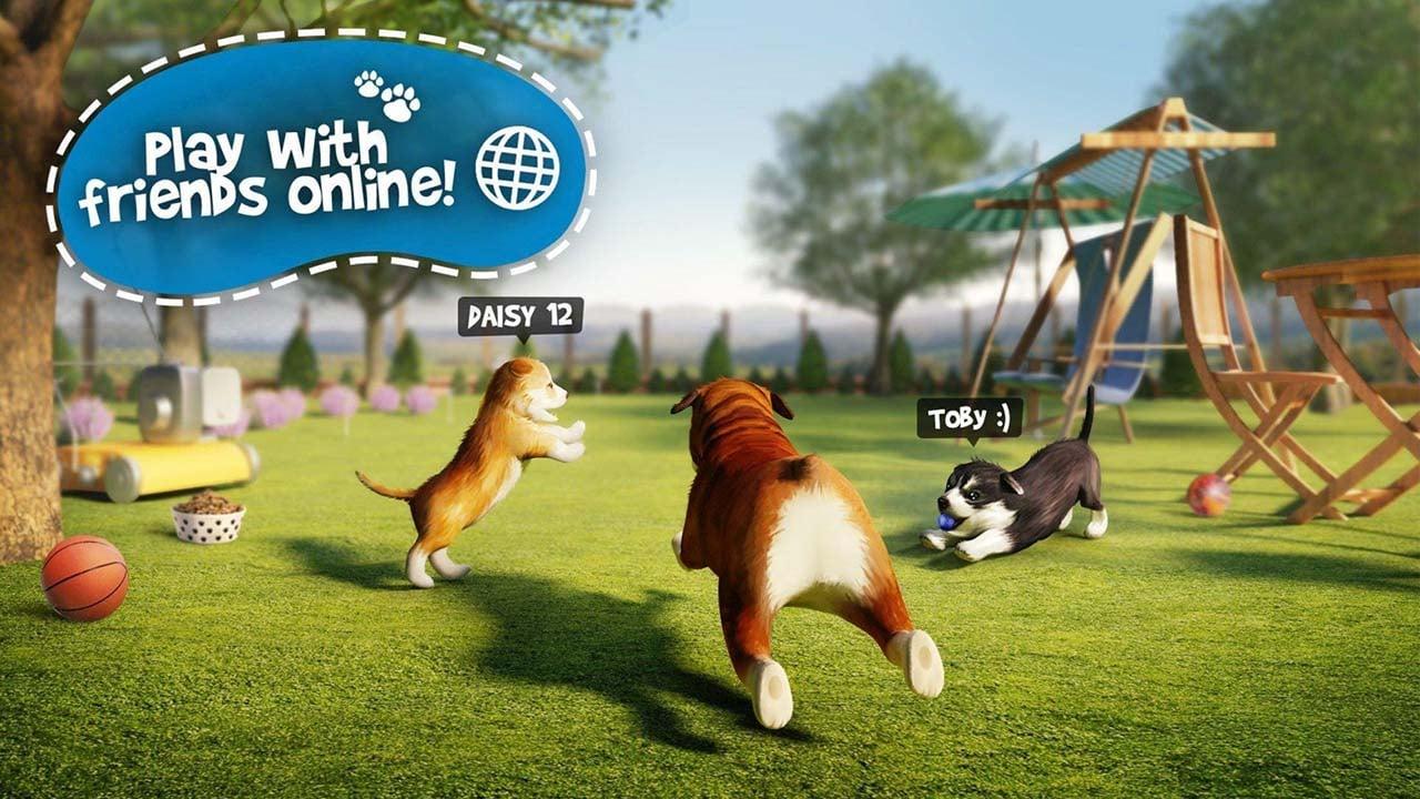 Dog Simulator screen0