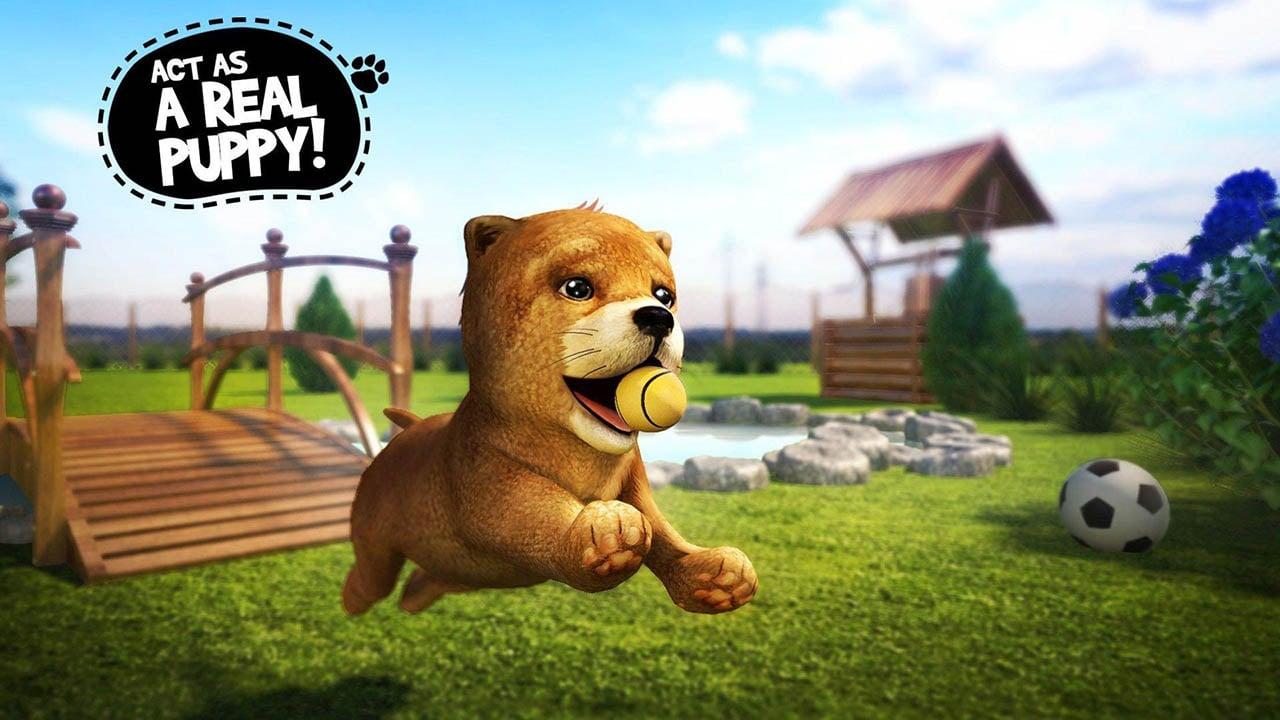 Dog Simulator screen 1