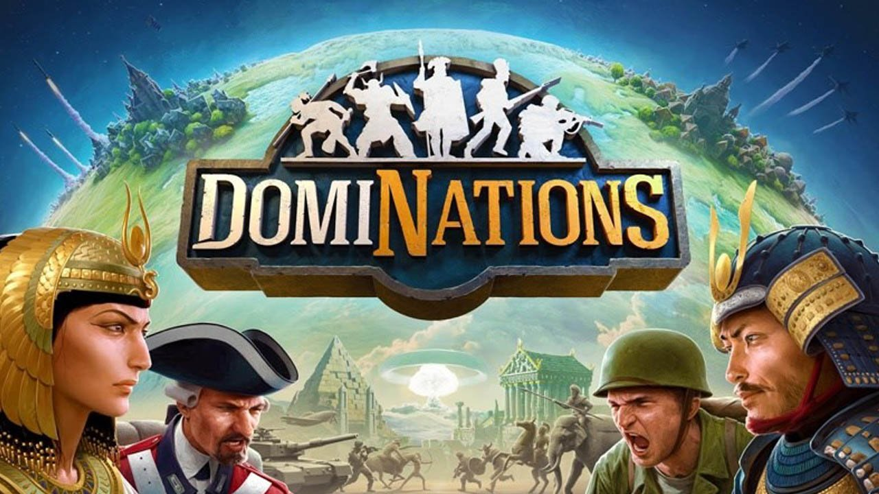 DomiNations poster