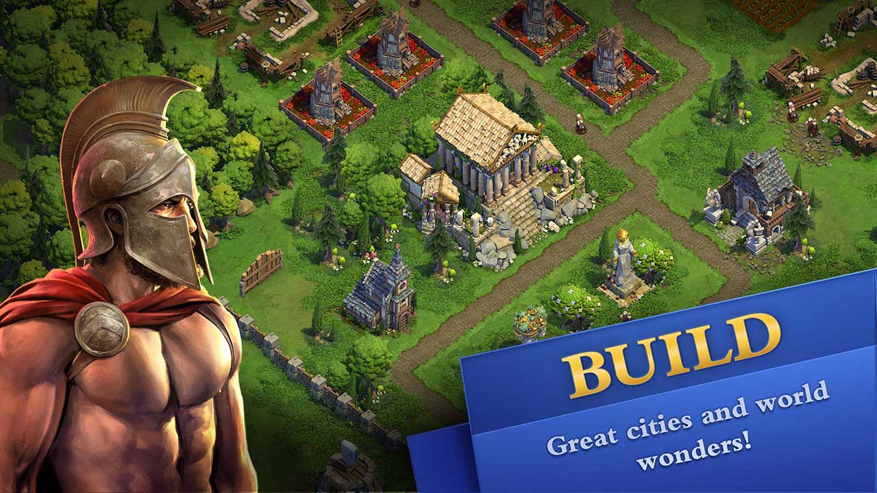 DomiNations screen 0