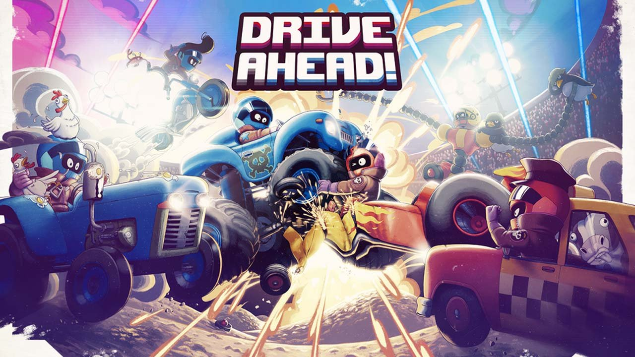 Drive Ahead poster