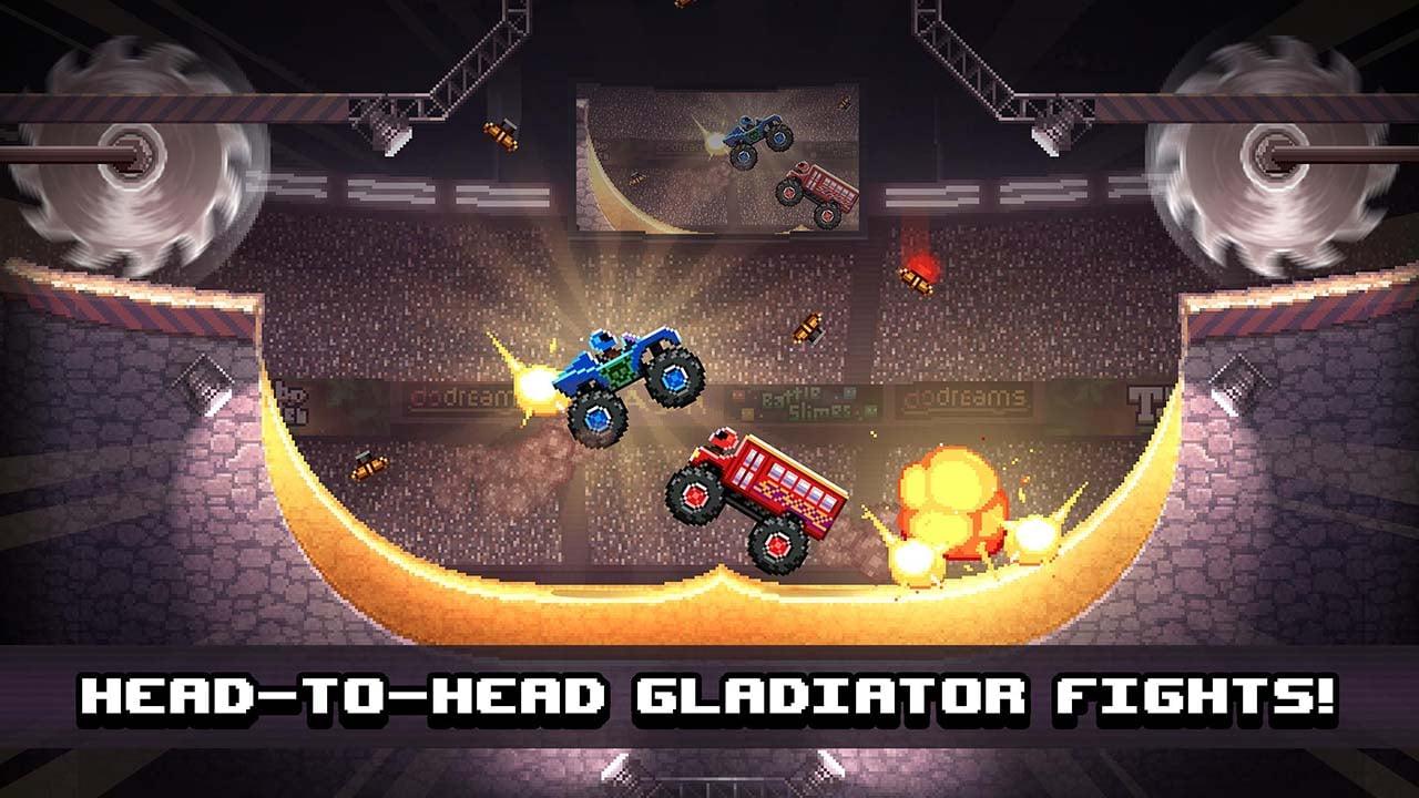 Drive Ahead screen 0