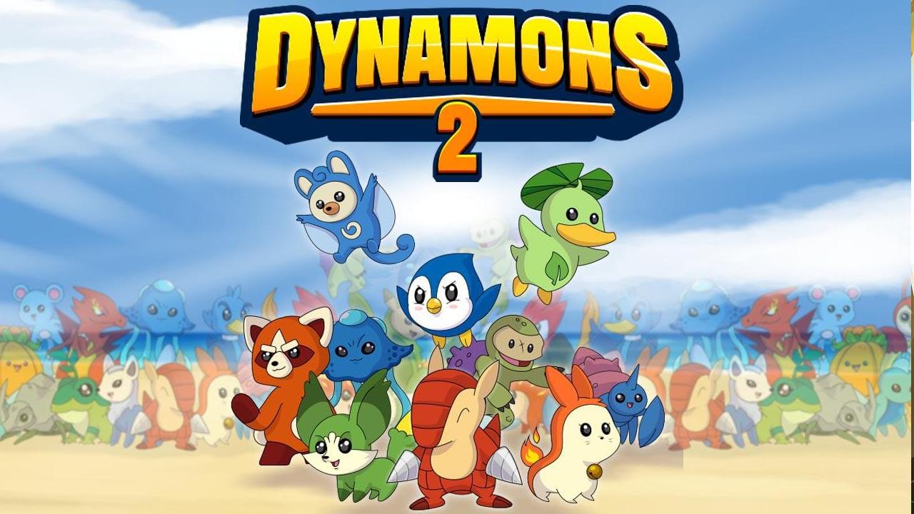 Dynamons 2 poster