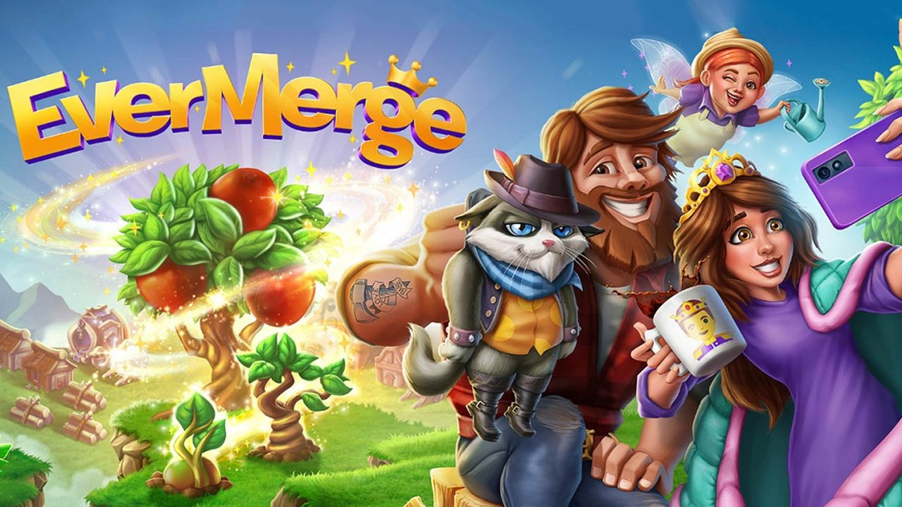 EverMerge poster