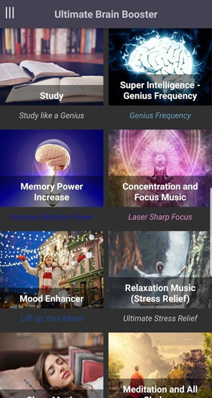 FactTechz Ultimate Brain Booster screen 3