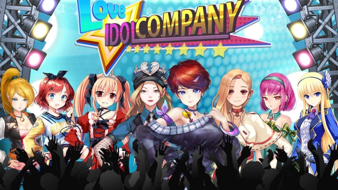 Girl Group Inc Love Kpop Idol poster