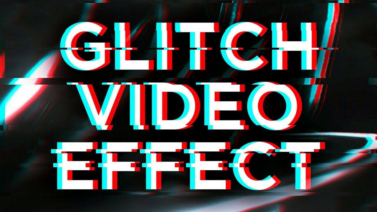 Glitchee poster