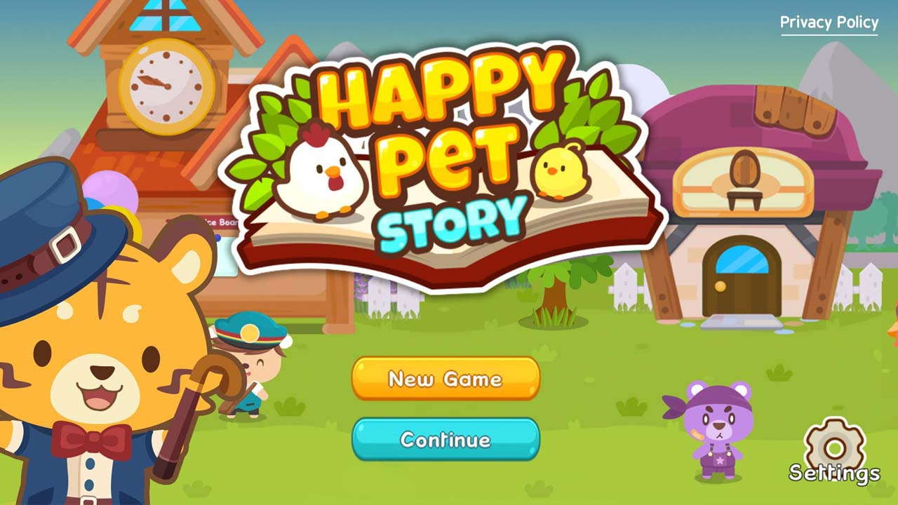 Happy Pet Story poster