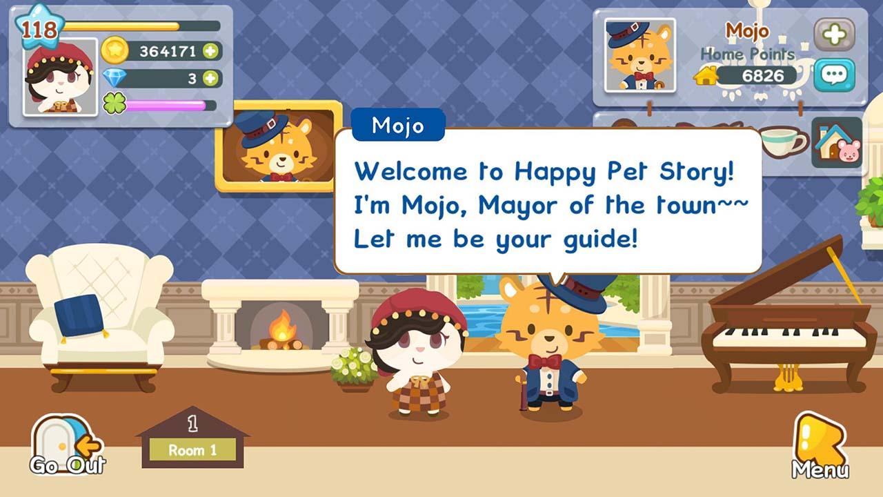 Happy Pet Story screen 2