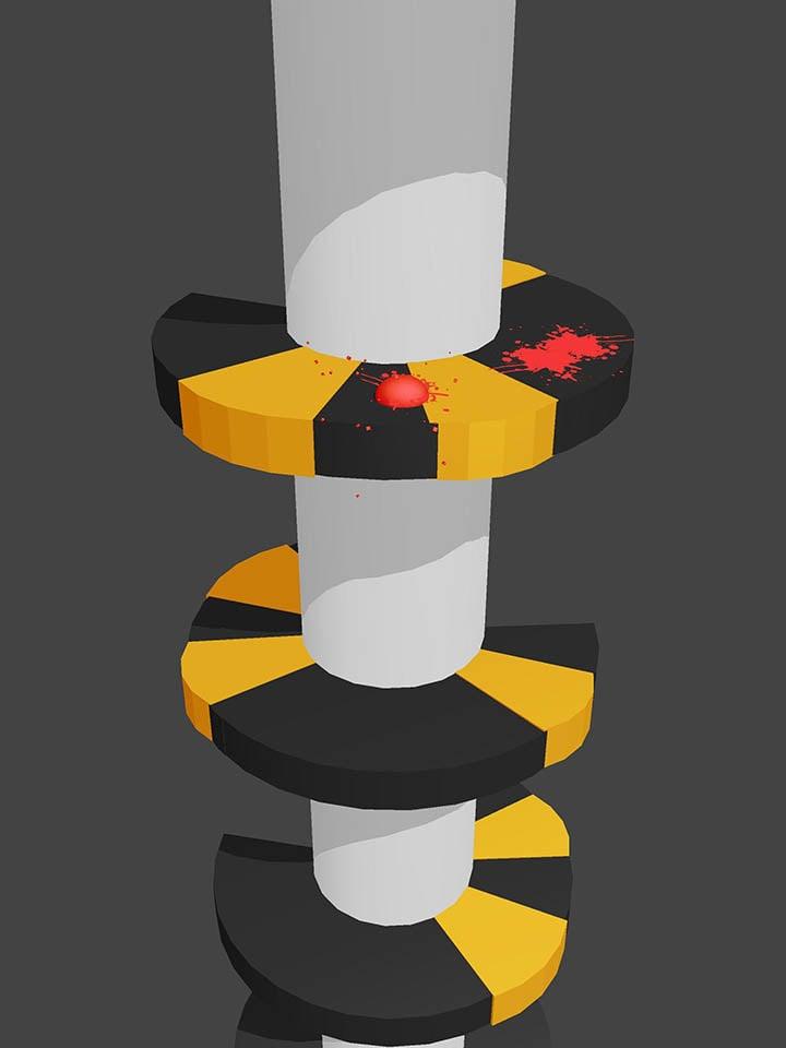 Helix Jump screen 4