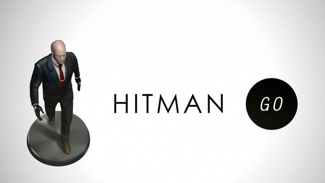 Hitman GO poster