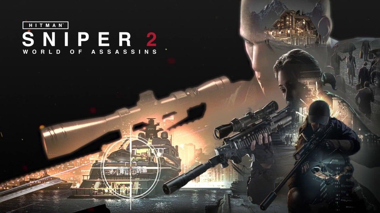 Hitman Sniper 2 poster