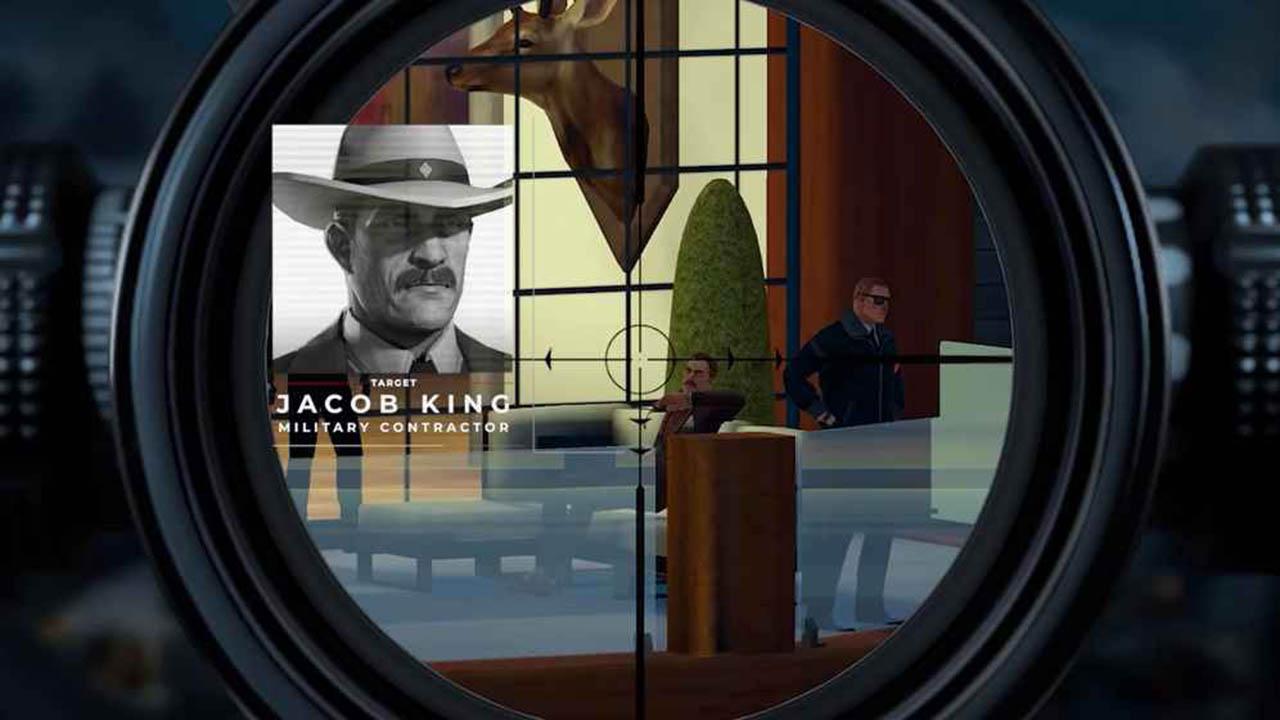 Hitman Sniper 2 screen 1