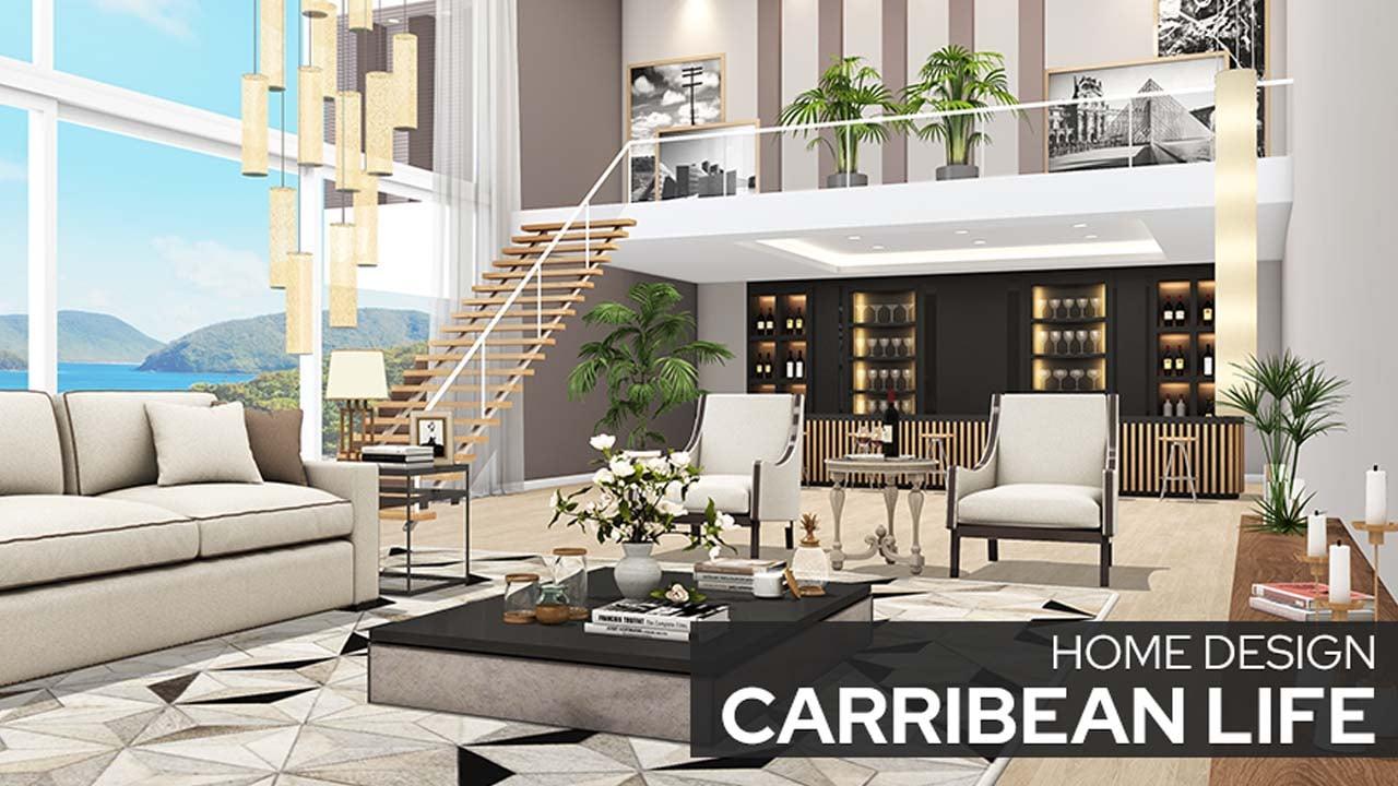 Home Design Caribbean Life Mod Apk 1 4 01 Download Unlimited