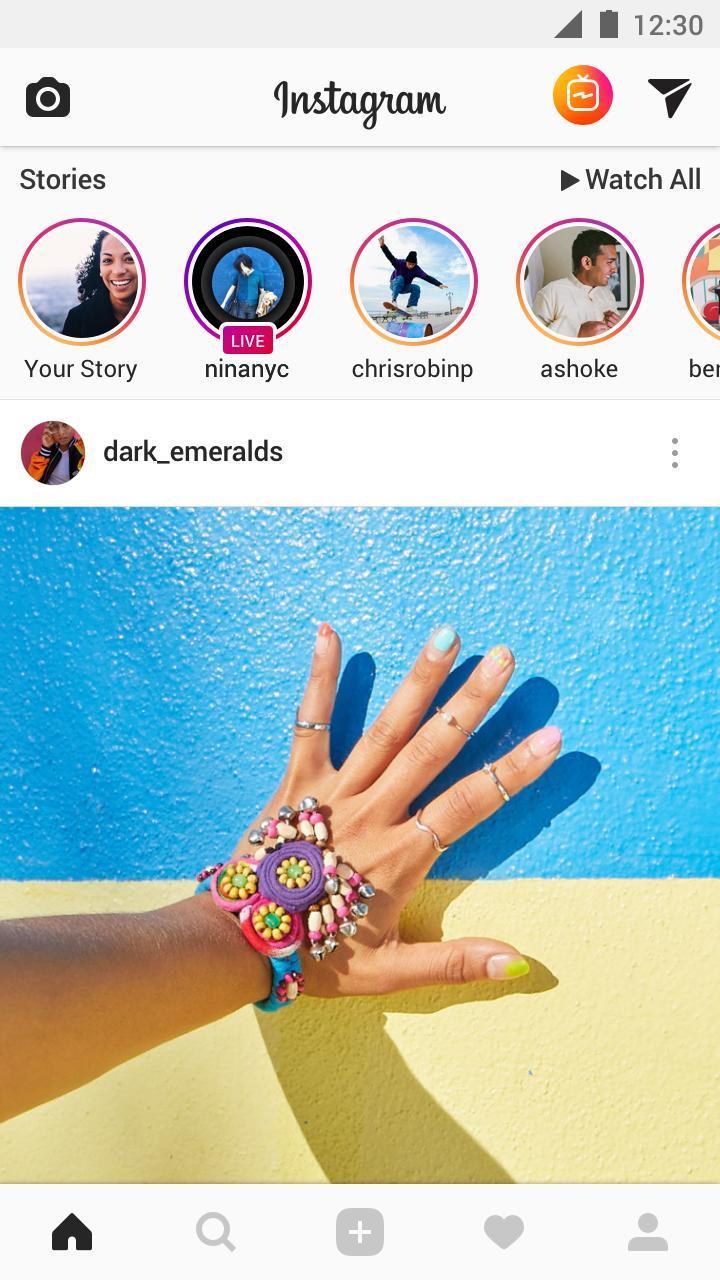 Instagram screenshot 1
