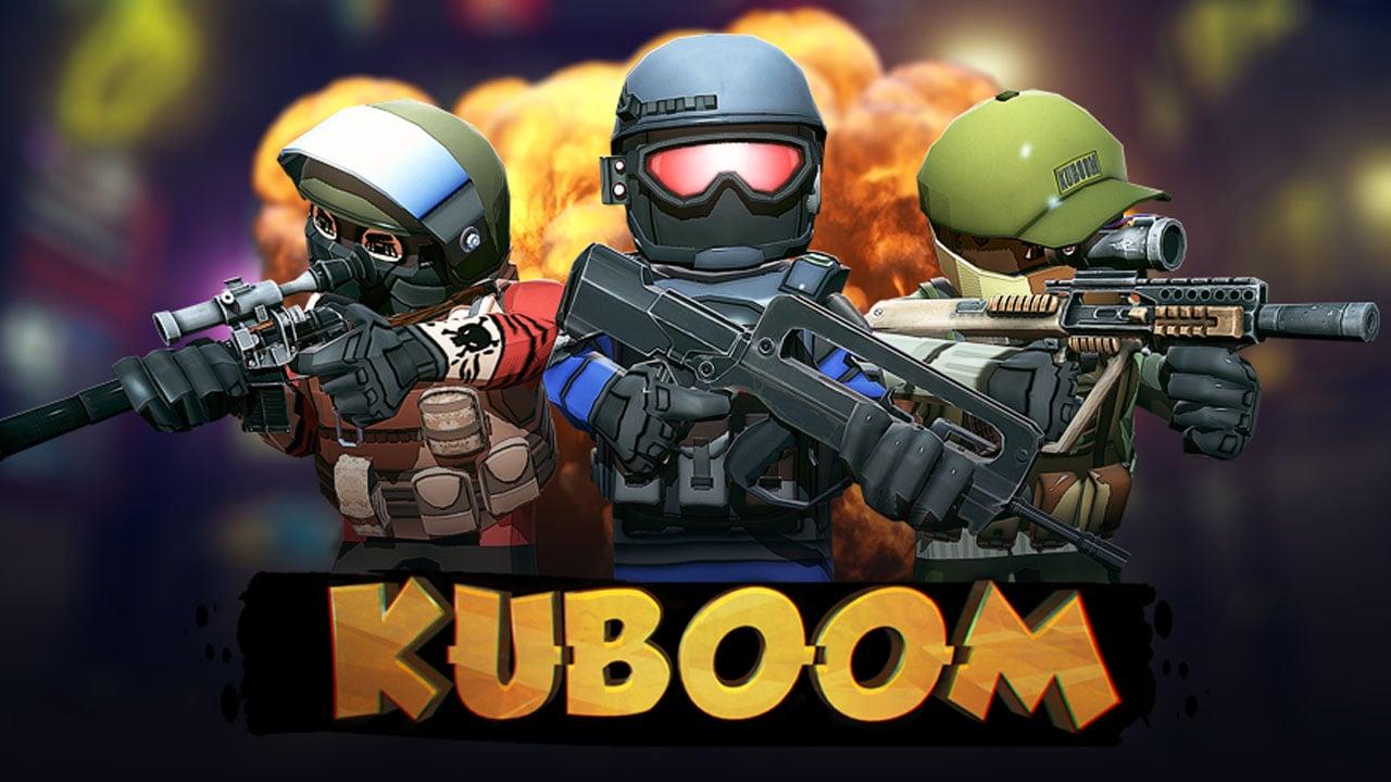 KUBOOM 3D poster