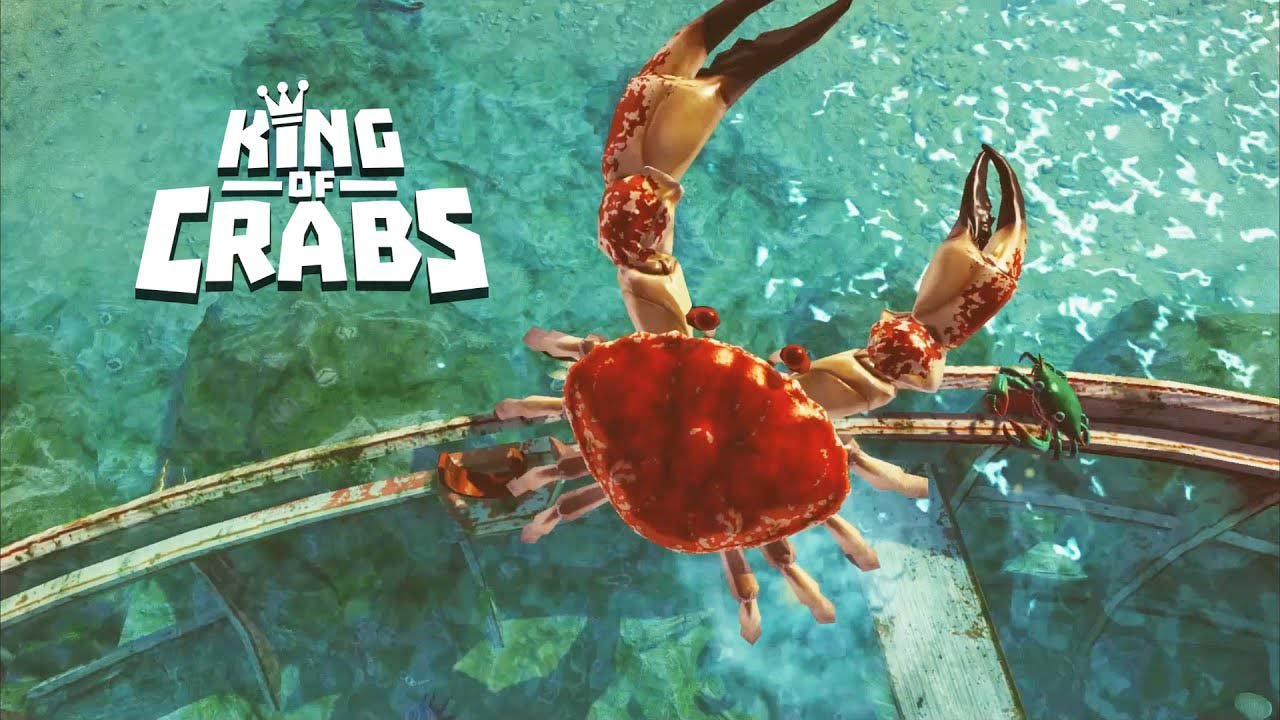 King of Crabs poster
